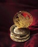 roi d'or images libres de droits