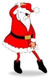 Roi de bruit Santa photos libres de droits