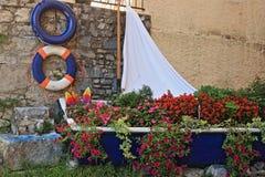 ROI de Fogazzaro de villa, une résidence antique en Italie photo libre de droits