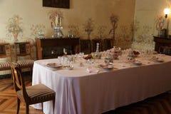 ROI de Fogazzaro de villa, une résidence antique en Italie image stock