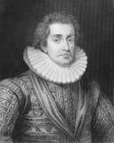 Roi de James I de l'Angleterre Image libre de droits