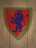 Roi de lion Images stock
