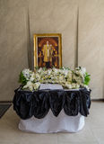 Roi de mémorial de la Thaïlande Image stock