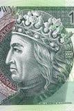 Roi de Wladyslaw II Jagiello de la Pologne photos stock