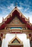 Roi-keaw de Wat, Bangkok, Thaïlande Images libres de droits