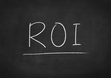ROI royalty free stock photo