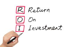 ROI Stock Images