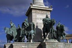 Rois de la Hongrie Photographie stock libre de droits