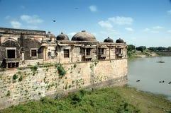 roja του Ahmedabad Ινδία sarkhej Στοκ Εικόνα