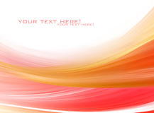 Rojo abstracto del fondo Imágenes de archivo libres de regalías