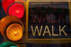 Rojo, amarillo, verde Foto de archivo libre de regalías