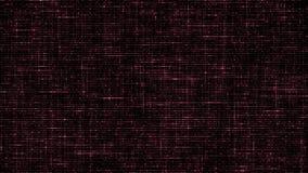 Rojo cuadrado abstracto del fondo del código