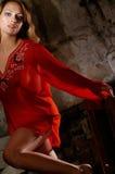 Rojo de Alle Imagen de archivo libre de regalías