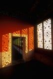 Rojo de China Imágenes de archivo libres de regalías