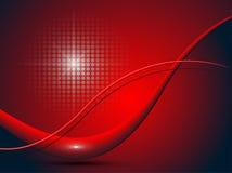 Rojo del fondo Imagen de archivo libre de regalías