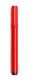 Rojo del marcador cerrado Fotografía de archivo libre de regalías