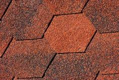 Rojo - texturas negras de las tablas Fotos de archivo libres de regalías