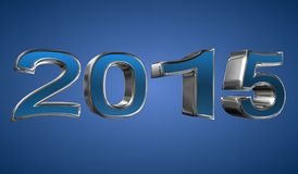 Rok 2015 Fotografia Stock