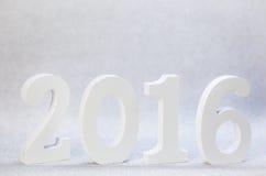 Rok 2016 Fotografia Stock