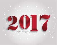 Rok 2017 Zdjęcie Royalty Free