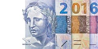 Rok Finansowy Brazylia Obraz Royalty Free