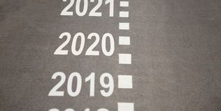 2020 rok jest nadchodzącym pojęciem ilustracji