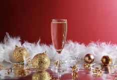 ROK Joyeux Noel Fotografia Stock