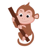 Rok małpa Fotografia Royalty Free