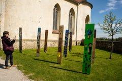 500 rok Martin Luther ` s reformowanie Obraz Stock