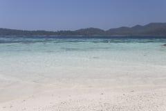 Rok Roy island in Tarutao National Marine Park Royalty Free Stock Photo