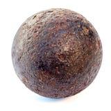 1812 rok zrudziały cannonball Zdjęcie Royalty Free