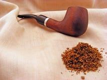 Rokende pijp Stock Afbeelding