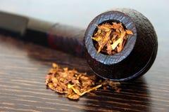 Rokende pijp Stock Foto's