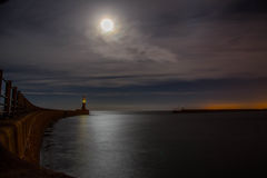 Roker Pier Stock Photography
