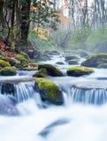 Rokerig Bergen Nationaal Park stock afbeeldingen