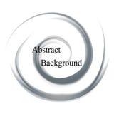 Rokerig Grey Spiral abstracte achtergrond Geschikt voor textiel, stof, verpakking en Web ontwerp royalty-vrije illustratie