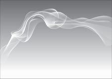 Rokerige illustratie als achtergrond Stock Afbeeldingen