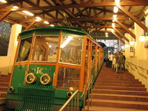 Rokko Cable Car Royalty Free Stock Images