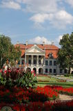 Rokokos und neoklassischer Palast Kozlowka (KozÅ-'Ã ³ wka), Polen Stockfotos