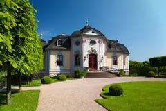 Rokokowy pałac Zdjęcie Royalty Free