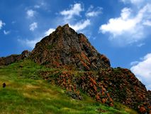 roks ηφαιστειακός Στοκ Εικόνες
