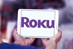 Roku公司商标 库存图片