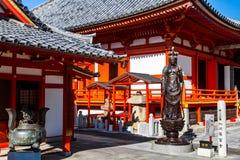 Rokuharamitsuji寺庙 免版税图库摄影