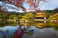 Rokuon-Ji Temple Stock Image