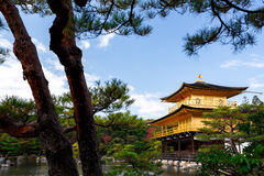 Rokuon-Ji Temple Stock Images