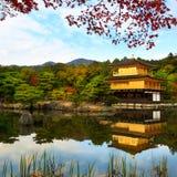 Rokuon-Ji Temple Royalty Free Stock Image