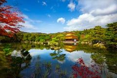 Rokuon-Ji Temple Royalty Free Stock Photo