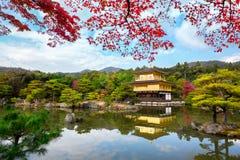 Rokuon-Ji Temple Stock Photos