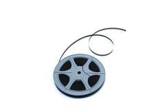 Rol van film stock afbeelding