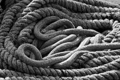 Rol van kabel Royalty-vrije Stock Afbeelding